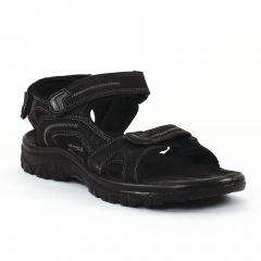 Chaussures homme été 2014 - sandales Marco Tozzi noir