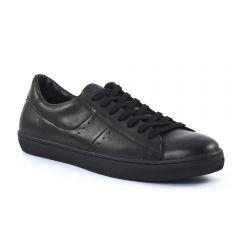 Chaussures homme été 2015 - chaussures basses à lacets greenstone noir