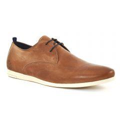 Chaussures homme été 2015 - derbys greenstone marron
