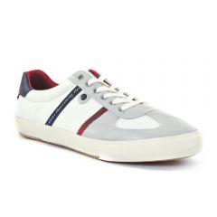 Chaussures homme été 2015 - tennis Gioseppo blanc