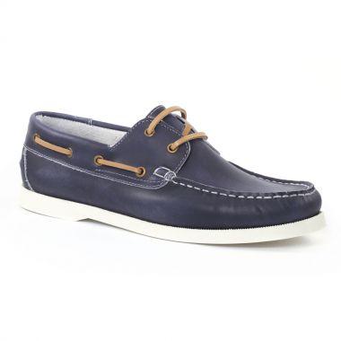Mocassins Et Bateaux Ciao Polo 326 Marine, vue principale de la chaussure homme