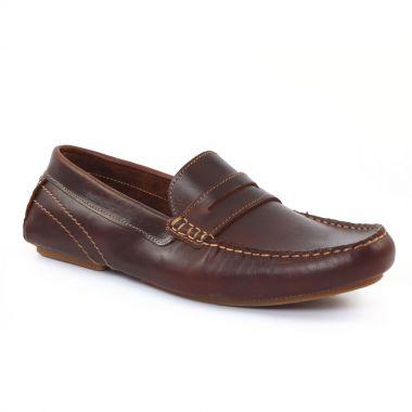 Mocassins Et Bateaux Ciao Polo 102 Cognac, vue principale de la chaussure homme