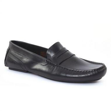 Mocassins Et Bateaux Ciao Polo 102 Noir, vue principale de la chaussure homme
