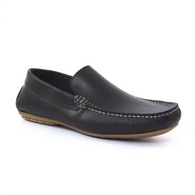 Mocassins Et Bateaux Ciao Polo 325 Noir, vue principale de la chaussure homme
