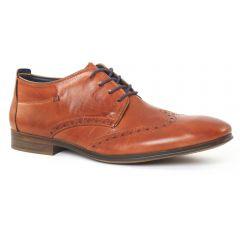 Chaussures homme été 2016 - derbys rieker marron