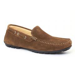 Chaussures homme été 2016 - mocassins Ciao Polo marron