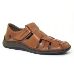 Chaussures homme été 2016 - sandales rieker maron