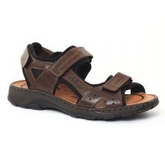 Chaussures homme été 2016 - sandales rieker marron