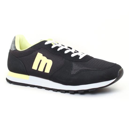 Tennis Mtng 83540 Noir, vue principale de la chaussure homme