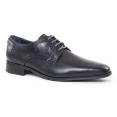 Chaussures homme été 2017 - derbys Fluchos noir