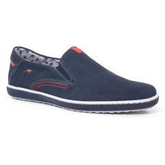 tennis bleu marine: même style de chaussures en ligne pour hommes que les Geox Homme