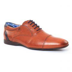 Chaussures homme été 2017 - richelieu Fluchos marron