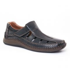 Chaussures homme été 2017 - sandales rieker noir