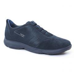tennis bleu marine: même style de chaussures en ligne pour hommes que les Gioseppo
