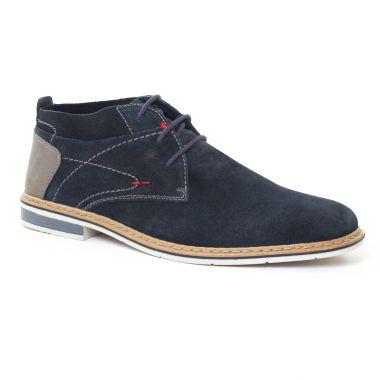 Chaussures Montantes Rieker B1723 Pacific, vue principale de la chaussure homme