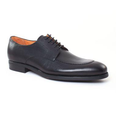 Chaussures Basses À Lacets Christian Pellet Gold Noir, vue principale de la chaussure homme