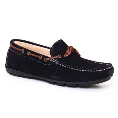 Mocassins Et Bateaux Ciao Polo 810 Marine, vue principale de la chaussure homme