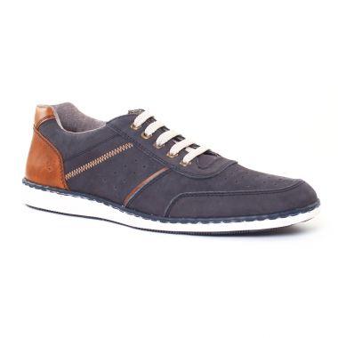 Tennis Rieker 17810 Ozean, vue principale de la chaussure homme