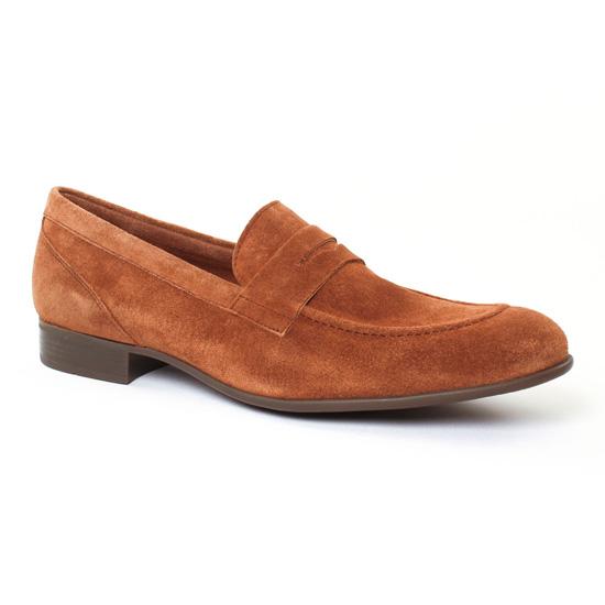 Mocassins Et Bateaux Christian Pellet Hely Cuoio, vue principale de la chaussure homme