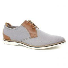 derbys gris marron: même style de chaussures en ligne pour hommes que les Bugatti