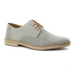 derbys gris: même style de chaussures en ligne pour hommes que les Rieker