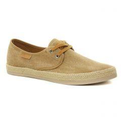 derbys marron beige: même style de chaussures en ligne pour hommes que les Geox Homme