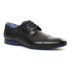 derbys noir: même style de chaussures en ligne pour hommes que les Fluchos