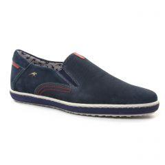 mocassins bleu bordeaux: même style de chaussures en ligne pour hommes que les Fluchos