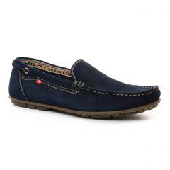 mocassins bleu marine: même style de chaussures en ligne pour hommes que les Ciao Polo