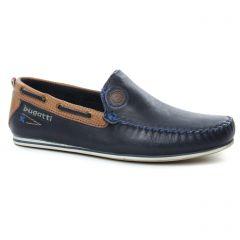 mocassins bleu marron: même style de chaussures en ligne pour hommes que les Geox Homme