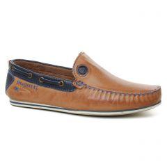 mocassins marron bleu: même style de chaussures en ligne pour hommes que les Rieker