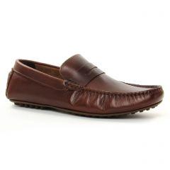 mocassins marron: même style de chaussures en ligne pour hommes que les Geox Homme