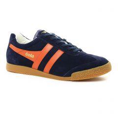 Chaussures homme été 2018 - tennis Gola bleu orange