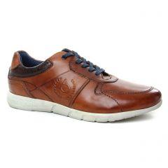 tennis marron: même style de chaussures en ligne pour hommes que les Faguo