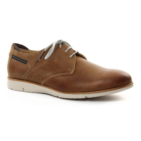 Chaussures Basses À Lacets Fluchos 9772 Cuero, vue principale de la chaussure homme