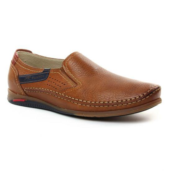 Mocassins Et Bateaux Fluchos 8565 Uero, vue principale de la chaussure homme