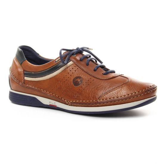 Tennis Fluchos 9122 Cuero, vue principale de la chaussure homme