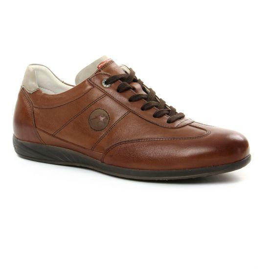 Tennis Fluchos 8644 Libano, vue principale de la chaussure homme