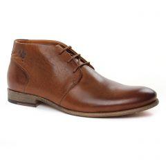 Chaussures homme été 2019 - bottines Chukka Kost marron
