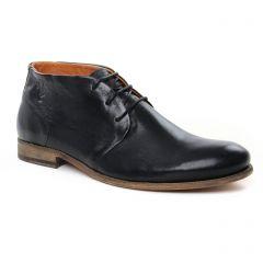 bottines-chukka noir: même style de chaussures en ligne pour hommes que les Kost