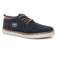 Chaussures homme été 2019 - bottines Chukka rieker bleu marine