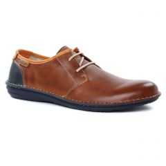 Chaussures homme été 2019 - derbys Pikolinos marron