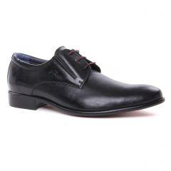 Chaussures homme été 2019 - derbys Fluchos noir
