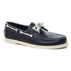 Chaussures homme été 2019 - mocassins bateaux Sebago bleu marine