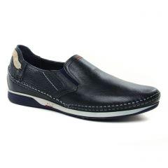 tennis bleu marine: même style de chaussures en ligne pour hommes que les Fluchos