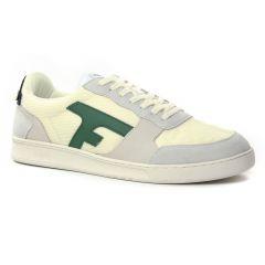 Chaussures homme été 2019 - tennis Faguo beige marine