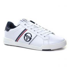 Chaussures homme été 2019 - tennis Sergio Tacchini blanc