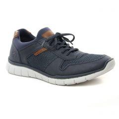 tennis bleu marine: même style de chaussures en ligne pour hommes que les Rieker