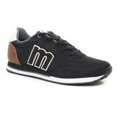 tennis noir marron: même style de chaussures en ligne pour hommes que les Vespa