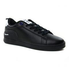 tennis noir: même style de chaussures en ligne pour hommes que les Sergio Tacchini